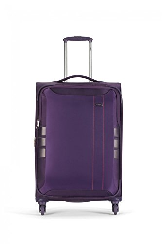 VIP Polyester 72 cms Purple Magic Soft Sided Carry-On (STPIOW69PMC)