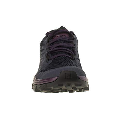 Salomon Blanc Femme Outline violet Craie Gtx Foncã violet Chaussures Foncã f7fnvrA