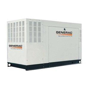 Generac QT03624GNAX 36-Kilowatt Liquid-Cooled Automatic Standby Generator, 1,800-RPM, 120/208-Volt, 3-Phase