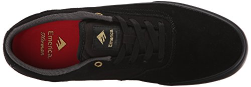 SCARPE EMERICA THE HERMAN G6 VULC NERO