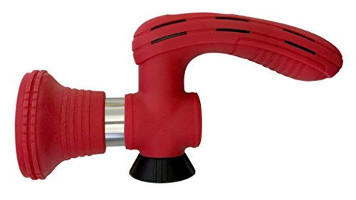 The Big Red Blaster Turn Your Garden Hose into a Fire Hose!, Red