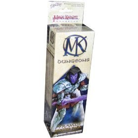Mage Knight Dungeons Booster Pack - 4F - Mage Knight Dungeons