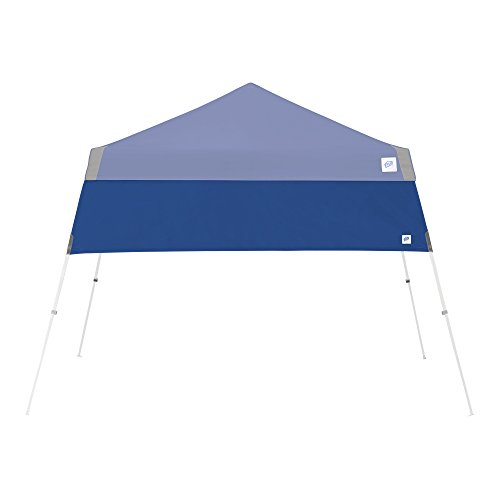 E-Z UP Recreational Half Wall - Royal Blue - Fits Angle Leg 10' E-Z UP Instant -
