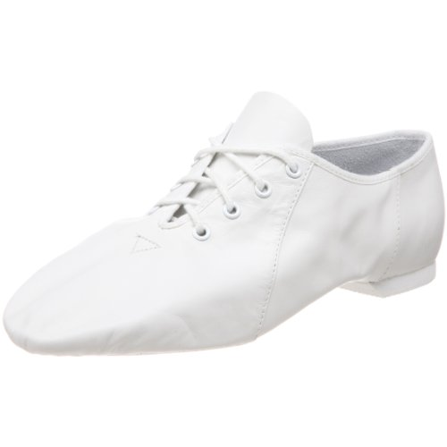 Bloch Women's Jazzsoft Jazz Shoe,White,7.5 X US