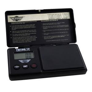 My Weigh Triton T2 550g x 0.1g Digital Pocket (Hand held) Scale, Formula Scale, Jewelry Scale with Hard Cover Case