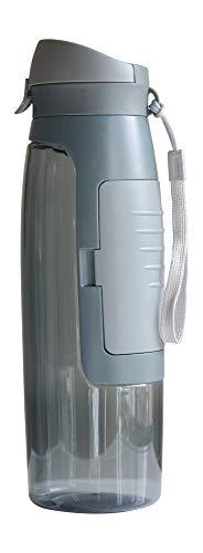 multitasking storage water bottle - 6