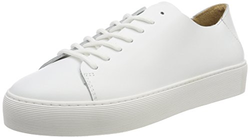 Doric White 17 Shoe Femme Unbound Derby Republiq Blanc Royal Baskets A75qgqx