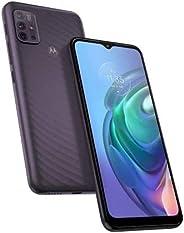Smartphone Motorola G10 Power 64GB 4GB RAM Aurora Grey (Cinza)