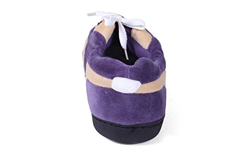 Slippers Mens NCAA and Around Womens Happy College Huskies Feet Washington All B8pnqnZ