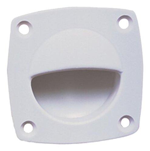 Perko 1016DP0WHT White Marine Hatch Pull (Perko Flush Pull)