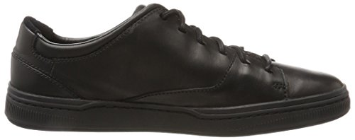 Clarks Norsen Lace, Brogue Uomo Nero (Black Leather -)