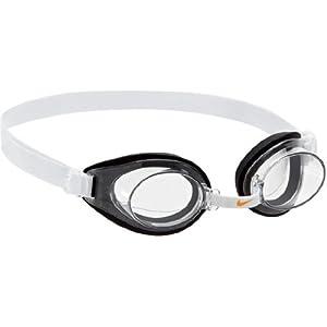 Nike Proto, swimming clear goggles
