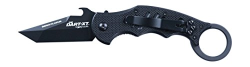 Karambit Fox 597 Dart G10 Black Emerson Wave ()
