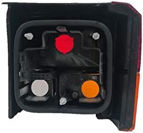 Heckleuchte R/ückleuchte R/ücklicht links gelb rot Transporter T4 90-03