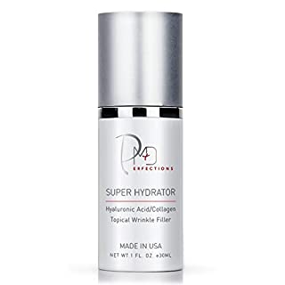 PerfectionsMD Super Hydrator | 52% Hyaluronic Face Serum | Collagen Anti-Aging Treatment, Skin Brightener, & Face Moisturizer | For Men and Women with Normal to Dry Skin