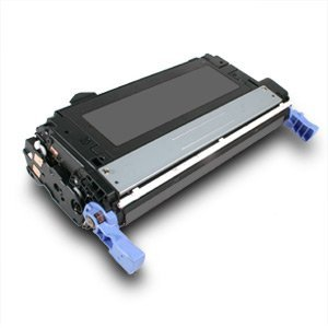 Remanufactured Replacement Laser Toner Cartridge for Hewlett Packard Q5950A (HP 643A) Black
