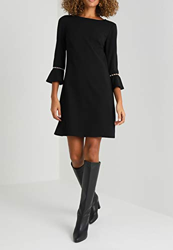 Negro Anna Vestido Field Mujer Para UvrgqnvIp