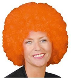 ss Pop Afro Wigs for Costumes & Outfits Accessory by Bristol Novelties (Pop Afro Wig)