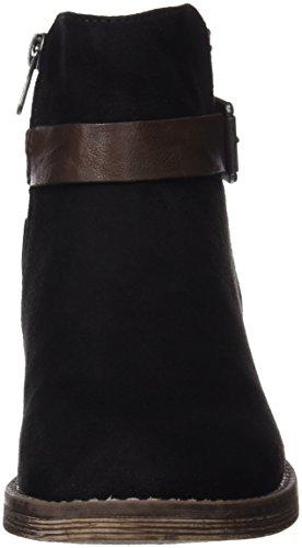 Refresh 063894, Women's Biker Boots Black (Black Black)