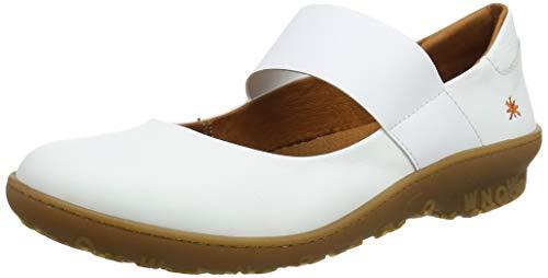 GrassMary Blancwhite Janes White Femme 1426 Art vyfgI6b7Y