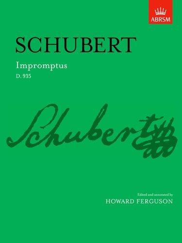 Impromptus, Op. 142: D. 935 (Signature Series (ABRSM))