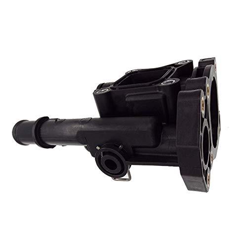 KNOSSOS nero Plastic Thermostat Housing Base Car Auto Parts Accessories 96984103 - nero