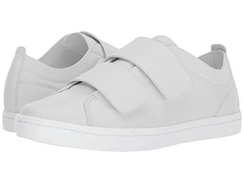 Lacoste Mujeres Straightset Strap 118 1 Caw Sneaker Light Grey / White