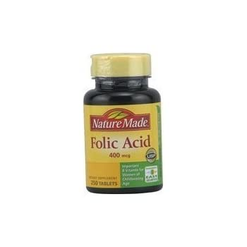 Nature Made Folic Acid  Ug