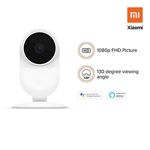 Mi Full HD WiFi Smart Security Camera (1080p)