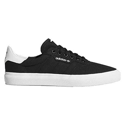 adidas Skateboarding Men's 3MC Black/White/Black Suede 11 D ()