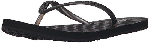 Der Stargazer der Riff-Frauen druckt Sandale Schwarze Streifen
