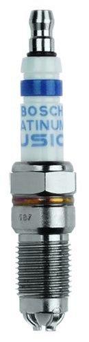 Bosch (4509) HGR9LQI0 9 Platinum IR Fusion Spark Plug, (Pack of 1)