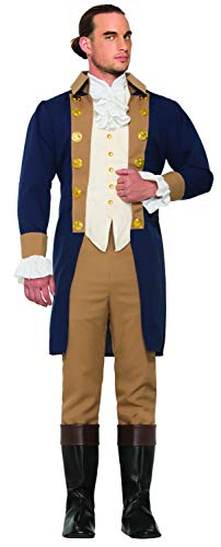 Forum Novelties Men's Colonial Officer Costume, As As Shown, Standard]()