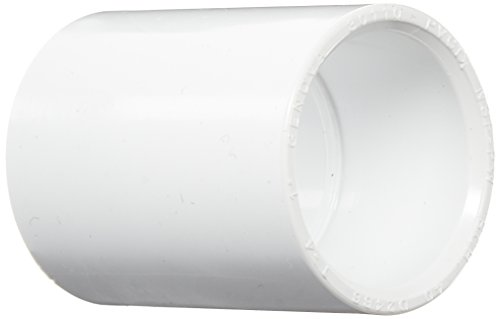 - Genova Products 30110CP 1-Inch PVC Pipe Coupling - 10 Pack
