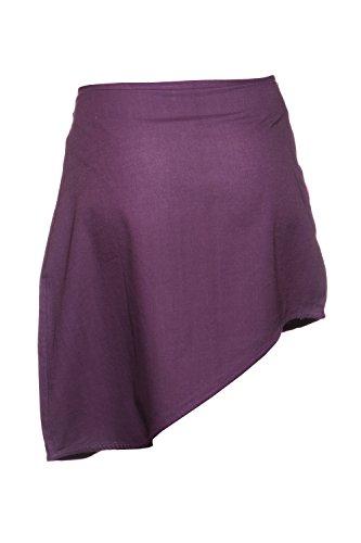Estiva Molti In Ufash Violetto Vivaci Gonna E Differenti Disegni Colori Taglie px151Aq