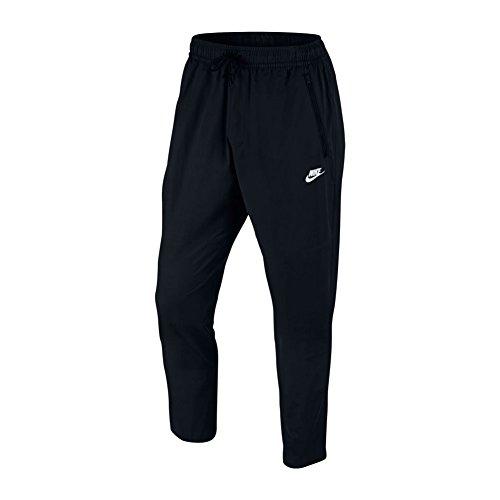 [Nike Mens Advanced 15 Athletic Training Pants 831853 (Large, Black/White)] (Advance Skirt)