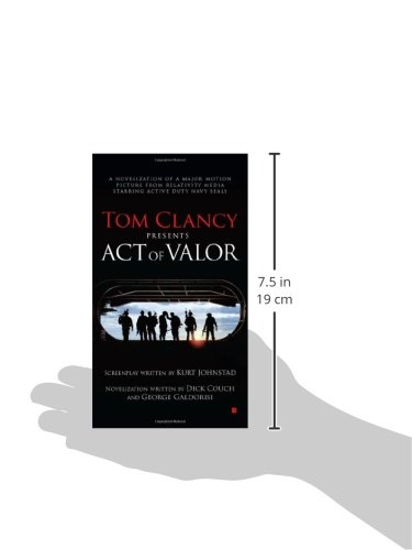 Tom clancy act of valor summary