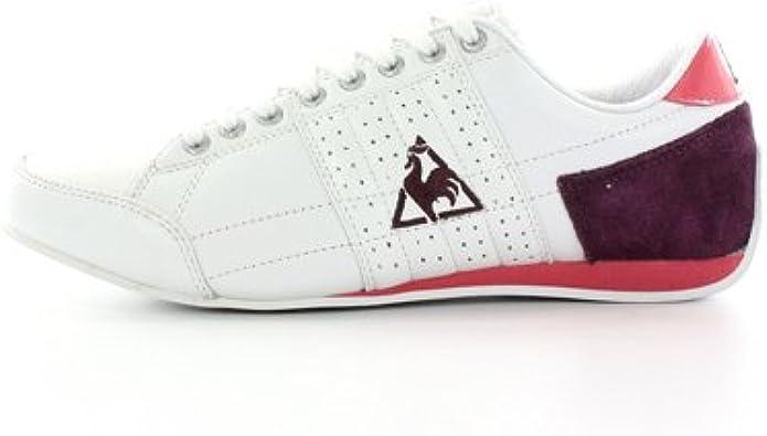 Le Coq Sportif Escrimilla leather w 1021419, Baskets Mode