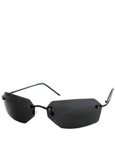 Humo Agente Estilo Smith de montura Sin Gafas espejo lentes qUwXIprUx