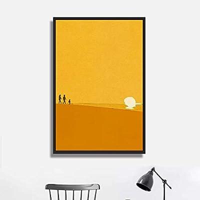 Framed for Living Room Bedroom Natural Scenery for 24