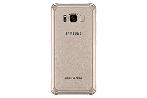 Samsung Galaxy S8 Active 64GB SM-G892A Unlocked GSM – Titanium Gold (Certified Refurbished)