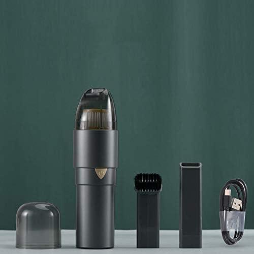 MN1 Aspirateur à Main, Aspirateur Voiture, Rapide Batterie Rechargeable de Charge, Vide sans Fil avec Haute Puissance, pour la Maison et Nettoyage de Voitures,Dark Gray