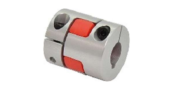 30 Coupling Outer Diameter:20 VXB Brand Japan MJC-20-WH 4mm to 11mm Jaw-Type Flexible Coupling Coupling Bore 2 Diameter:11mm Coupling Length