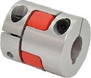 VXB Brand Japan MJC-20-WH 3//16 inch to 11mm Jaw-Type Flexible Coupling Coupling Bore 2 Diameter:11mm Coupling Length 30 Coupling Outer Diameter:20