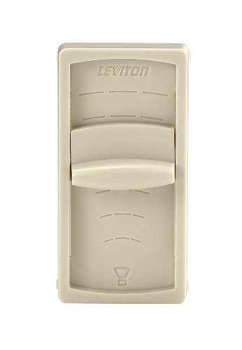 Leviton SGVCK-LA Color Conversion Kit for Decora Volume Control SGVST and SGVSM-W, Light Almond -