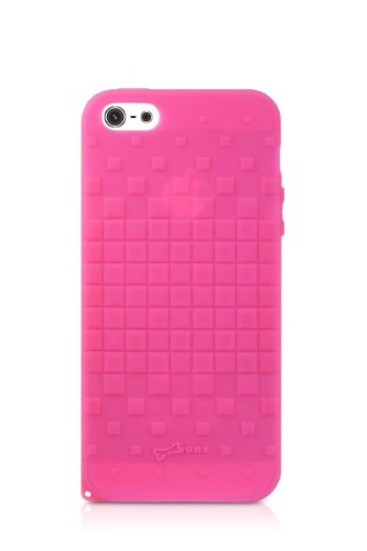 Bone Collection Cube - Bone Collection Cube Case for iPhone 5 - Retail Packaging - Pink