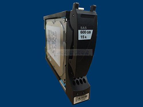 EMC V3-VS15-600 15k SAS 005049675 w/Tray for V31-DAE VNX5300 VNX5100 VNXe3300 (Certified Refurbished) by EMC
