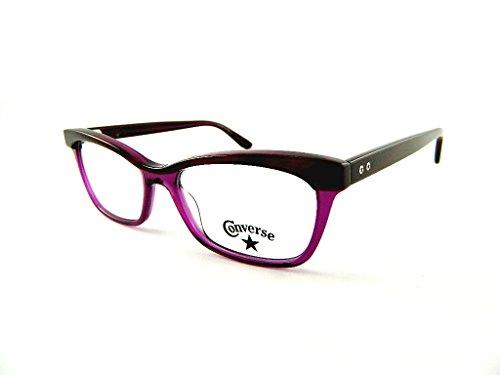 (Converse Prescription Eyeglasses - A513 Plum (51-16-140))