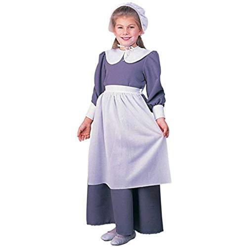 Rubie's Child's Pilgrim Costume Dress,
