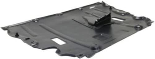 CPP Front Engine Splash Shield Guard for Lincoln MKZ Ford Fusion FO1228127
